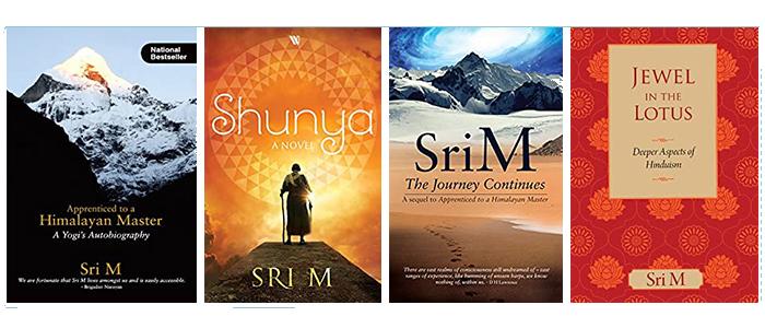 Sri M Books