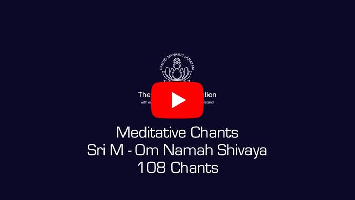 Meditative Chants | Om Namah Shivaya