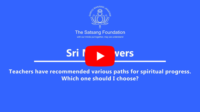The Spiritual Path and the Importance of Regular Practice