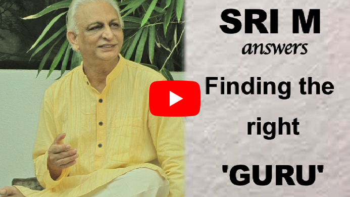 How does one find the right Guru?